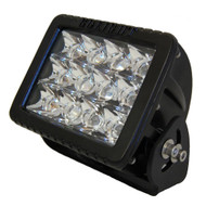 Golight GXL Fixed Mount LED Floodlight - Black