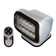 Golight Permanent RadioRay LED w/Wireless Hand-Held Remote - White