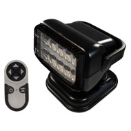 Golight Portable RadioRay LED w/Wireless Hand-Held Remote - Black