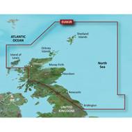 Garmin BlueChart g2 HD - HXEU003R - Great Britain Northeast Coast - microSD/SD