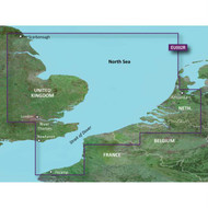 Garmin BlueChart g2 HD - HXEU002R - Dover to Amsterdam /SD