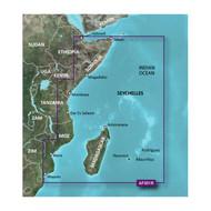 Garmin BlueChart g2 HD - HXAF001R - Eastern Africa - microSD/SD