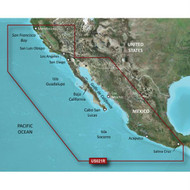 Garmin BlueChart g2 HD - HXUS021R - California - Mexico - microSD/SD