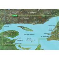 Garmin BlueChart g2 Vision HD - VCA007R - Les Mechins - St. George's Bay - microSD/SD