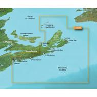 Garmin BlueChart g2 Vision HD - VCA005R - Halifax - Cape Breton - microSD/SD