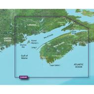Garmin BlueChart g2 Vision HD - VCA004R - Bay of Fundy - microSD/SD