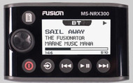 Fusion MS-NRX300 Wired Remote For NMEA 2000 Compatible Units