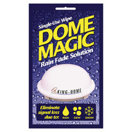Dome Magic - Wipes, Single Application