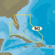 C-MAP MAX-N+ NA-Y943 - Florida & The Bahamas