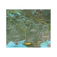 Garmin BlueChart g2 HD - HRU001R - Russian Inland Waterways - microSD/SD