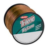 "Trilene Big Game Spool - 10 lb Strength, 0.012"" Diameter, 1500 Yards, Coastal Brown"