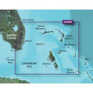Garmin BlueChart g2 HD - HXUS400S - Walkers Cay to Exuma Sound - microSD/SD