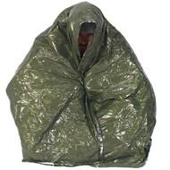 Emergency Survival - Blanket, Olive/Silver