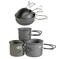 Cookware - 6 Piece Essentials Mess Kit