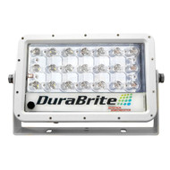 DuraBrite SLM Mini Spot Light - White Housing/White LEDs - 160W - 100-240VAC - 16,670 Lumens
