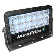 DuraBrite SLM Mini Spot Light - Black Housing/White LEDs - 150W - 12/24V - 16,670 Lumens at 24V