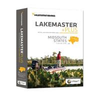 Humminbird Lakemaster Plus Midsouth States