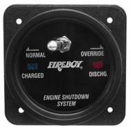 Xintex Engine Shutdown Square Bezel Display