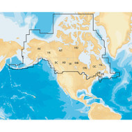 Navionics Navionics+ Regions - Canada - Preloaded MSD Format