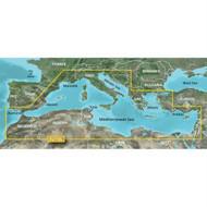 Garmin BlueChart g2 HD - HEU718L - Mediterranean Sea - microSD/SD