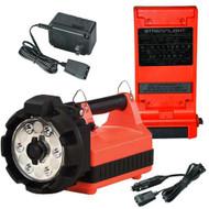 E-Flood - Litebox HL, Standard 120V AC, 12V DC, Orange