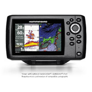 "Humminbird HELIX5 Chirp GPS 5"" Wvga Sonar GPS G2"