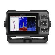 "Garmin Striker 5CV 5"" Color Fishfinder GPS Track Plotter"