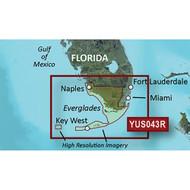 Garmin BlueChart g2 HD w/High Resolution Satellite Imagery - Florida Everglades + Keys