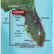 Garmin BlueChart g2 HD w/High Resolution Satellite Imagery - Florida Gulf Coast