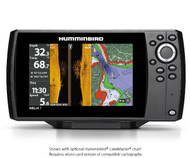 Humminbird HELIX7 Chirp DI Color Fishfinder GPS G2