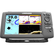 Lowrance HOOK-9 Fishfinder/Chartplotter Combo w/No Transducer