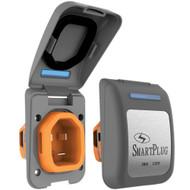 SmartPlug 30 Amp Non Metalic Grey Inlet