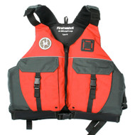 First Watch AV-900 Sport Vest - Red/Grey - Large/X-Large