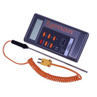 "Digital Lead Thermometer - 6"" K-Type Thermocouple,  Fahrenheit/Celsius,"