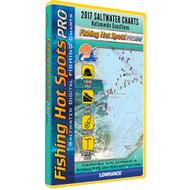 Fishing Hot Spots PRO - Saltwater 2017 f/Lowrance & Simrad GPS Units & Chartplotters