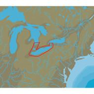 C-MAP NT+ NA-C112 Lake Erie & Lake St Clair - FP-Card Format