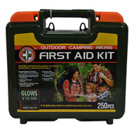 First Aid Kit - 250 Piece