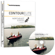 Humminbird Contour Elite - NorthEast States - Version 2.0