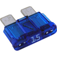 Blue Sea ATO/ATC Fuse Pack - 15 Amp - 25-Pack