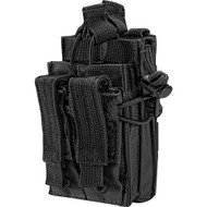 CX-950 Single Rifle/istol Magazine Pouch - Black