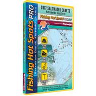 Fishing Hot Spots PRO - Saltwater 2017 f/Raymarine