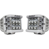 Rigid Industries D-SS Driving - Pair - White/White LED