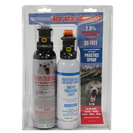 Bear Spray - 9.20 ox and 7.90 oz Pratice