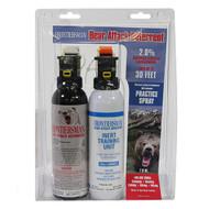 Bear Spray - 7.90 ox and 7.90 oz Pratice