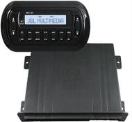 JBL MBB2020 Black Box Stereo With MC20B Black Faceplate