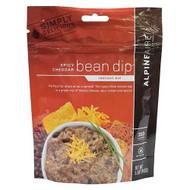 Spicy Cheddar Bean Dip