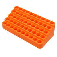 Bleacher Block, Large Pistols, Orange