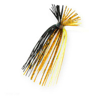 "Finesse Ez Skirt Lure, 3 3/4"" Size, Texas Craw, Per 3"