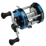Ambassadeur, 5.3:1 Gear Ratio, 1x Bearing, 200m Line Capacity, Electric Blue