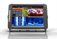Lowrance ELITE12 Ti Touch StructureScan Bundle